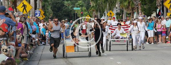 Sun Fiesta 2013-Bed Races