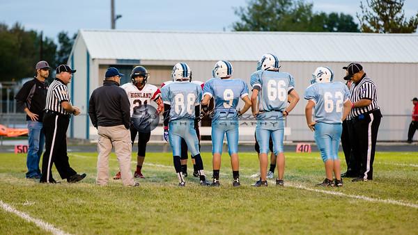 High School JV Football 2015