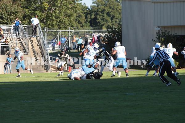 UAPB vs Southern football 2013