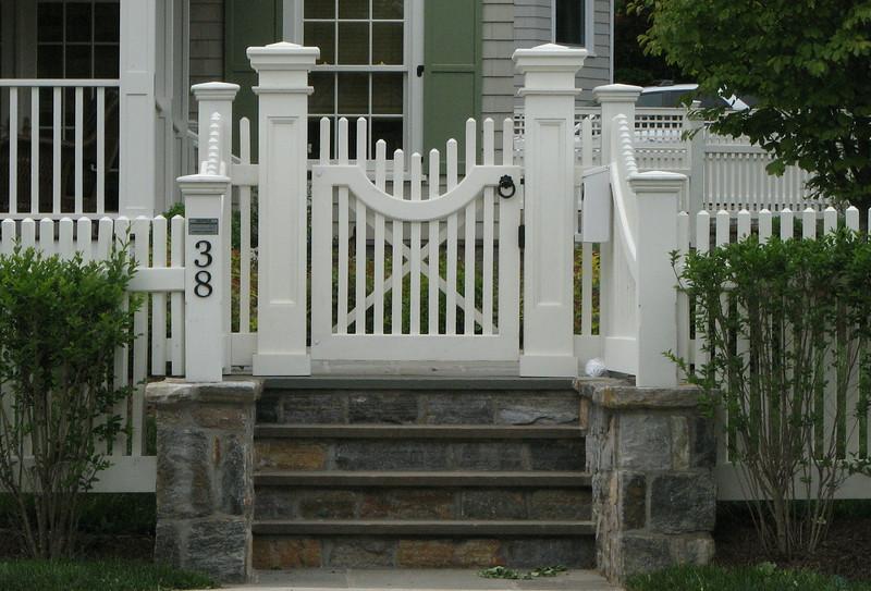 Mamaroneck NY - Chestnut Hill Gate