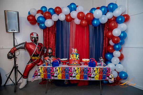 NOEL'S 5TH BIRTHDAY PARTY