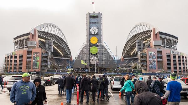 NFC Championship Game January 2015