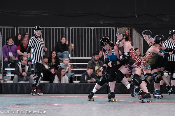 Derby Liberation Front vs Sockit Wenches