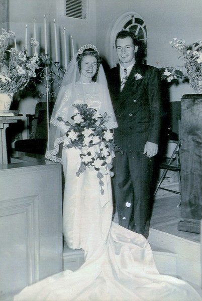 Theodora & Larry Farnsworth