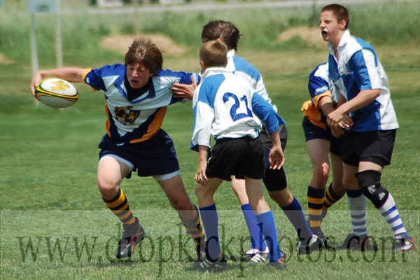 Hopkins U16 vs STMA U16