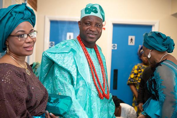 Pastor Adedeji Abioye 50th
