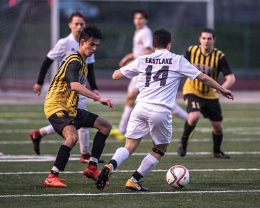 Eastlake Soccer Vs Inglemoor 2018 Home