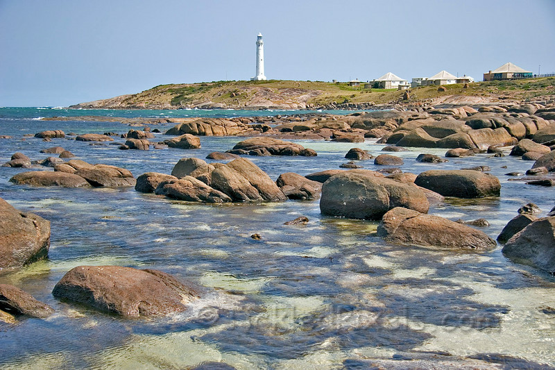 Cape Leeuwin Lighthouse and Keeper's Cottages.