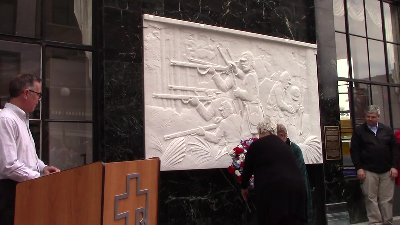 Laying_of_the_Wreath_54th_Regiment_Sculpture.mp4