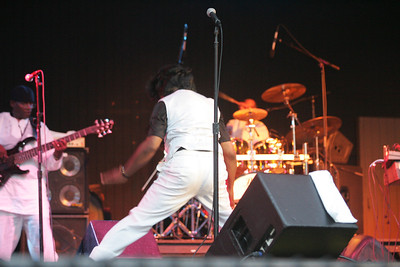 Mousey Thompson and The James Brown Experience 8-4-12