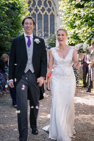 Tam & Giles Wedding - portraits