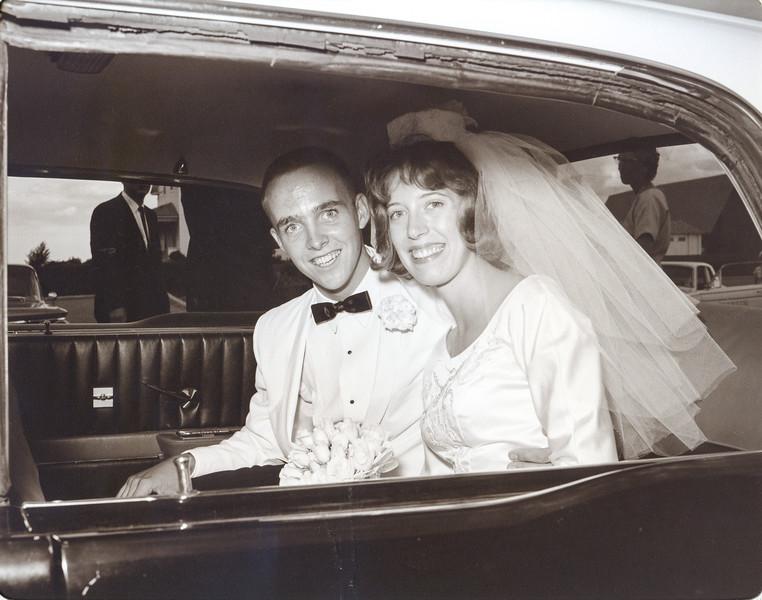 Sue & Carl Wedding Album