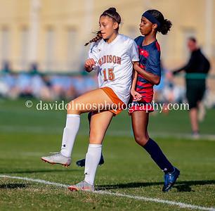 Varsity Girls Soccer vs TR 022619