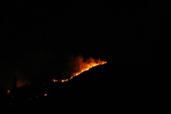 2006 Romero Fire