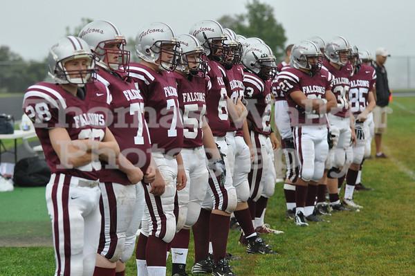 Winters Mill Football 2009
