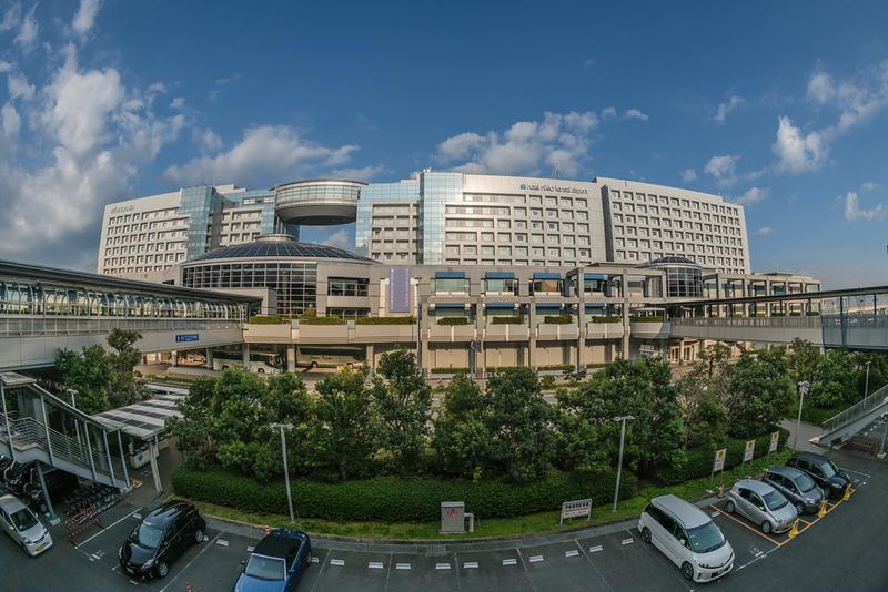 Hotel Nikko Kansai Airport. Editorial credit: Tooykrub / Shutterstock.com