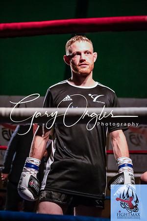 Fight 2. Sam Chambley vs Sam Hyde