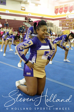 Cheer: Broad Run Believe in a Cure - Essex 10.17.2015 (by Steven Holland)