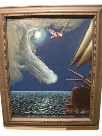 Moby Dick: Avis Transformata