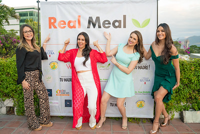Lanzamiento Real Meal