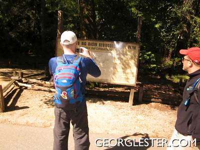 Big Basin Day Hike