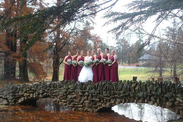 Emily Preston Wedding