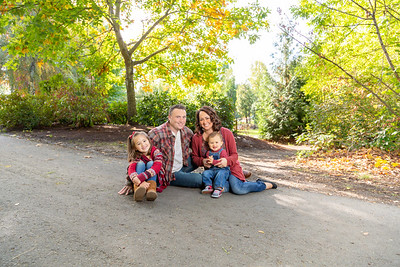 Bowman Family Portraits