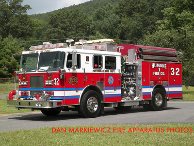 Schuylkill County Fire Districts 60-68