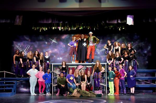 Starmites - Offstage & Behind the Scenes
