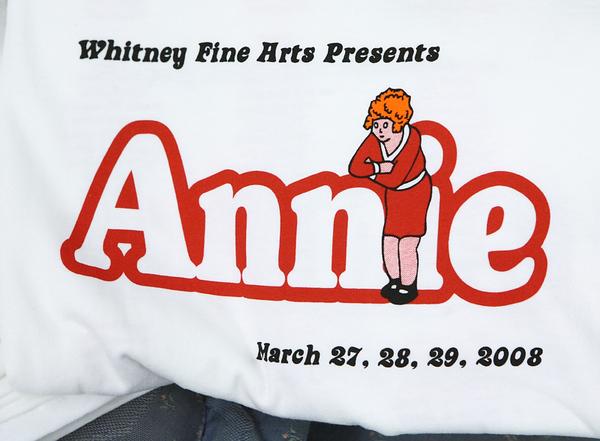 WHS Annie