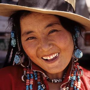 1995 - Tibet -  China