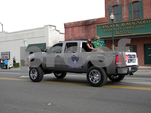 SHS Homecomeing Parade