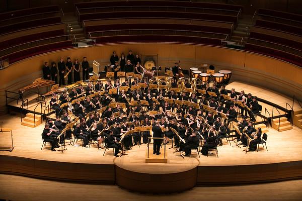 6. North Andover High School Symphonic Band
