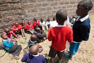 Kenya - Friends of Ngong Road - Saturday Reading Time - Day 8 - 3-17-12