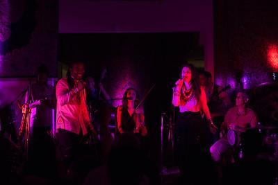 Pull&Thread: A Night of Global Fusion featuring Chloe Pourmorady Ensemble & Nisimbi