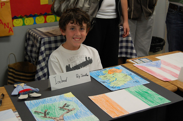 4th Grade Students Study Their Heritage