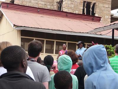2013 Kenya MCF day 1