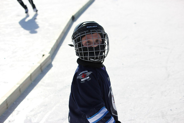 2012 Pond Hockey