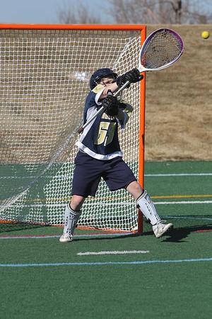 Mullen Girls Lacrosse 2012