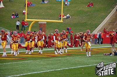 Iowa State vs Colorado 2009