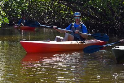 9AM Mangrove Tunnel Kayak Tour - Silva, McKenzie & McKibban