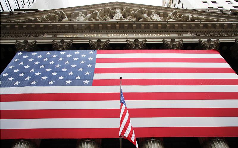 NYSE: New York Stock Exchange, Lower Manhattan, New York City