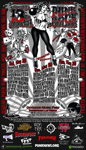 Punk Rock Bowling 2011