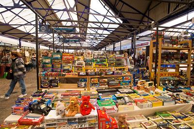 Antique Market, Greenwich, SE10, London, United Kingdom