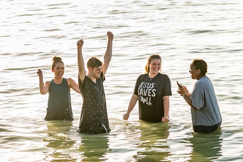 Tyler & Ayana's Baptism