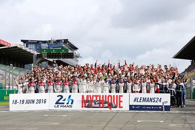 2016 - Le Mans 24 Hours