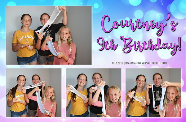 7-20-2019 Courtney's 9th Birthday! (prints)