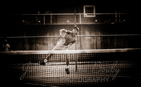 160416 NBHS Boys Tennis vs St Mary's