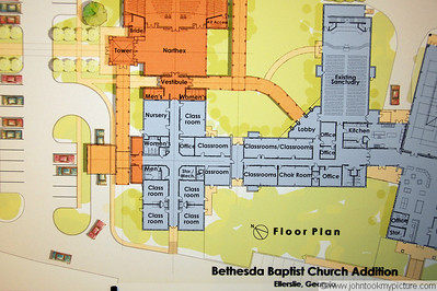 2008 New Building Renderings and Site Plan