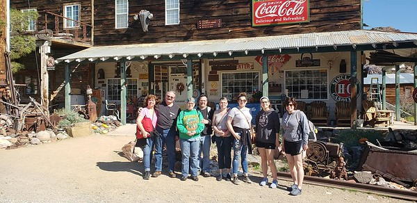 3/25/19-Eldorado Canyon ATV/RZR  Goldmine Tour